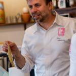 lezioni di cucina chef stellato anche a Cerreto Guidi