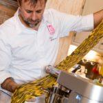lezioni di cucina chef stellato anche a Fucecchio