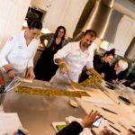 lezioni di cucina chef stellato anche a San Miniato