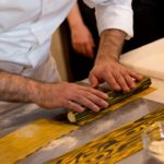 lezioni di cucina chef stellato anche a Ponte a Egola