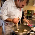 lezioni di cucina chef stellato anche a Montelupo f.no