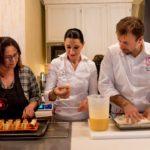 corso per cuoco con chef stellati anche a vinci