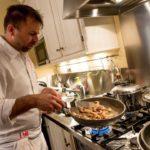 corso per cuoco con chef stellati anche a Fucecchio